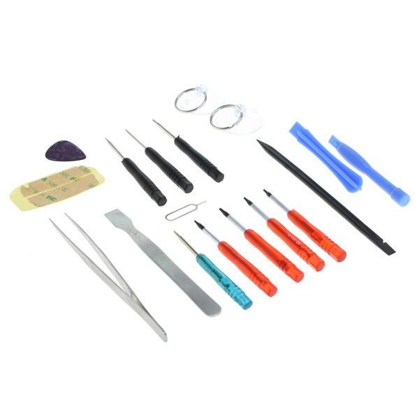 Werkzeugset für Smartphones, Tablets, Navis MacBooks, Macbook Air Macbook Pro