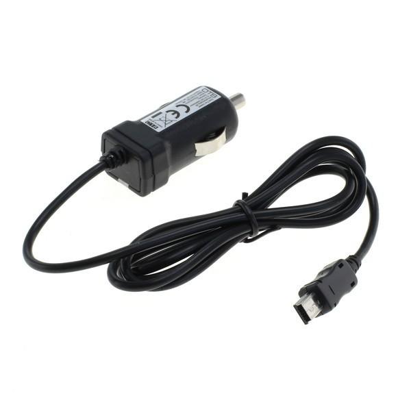 Autoladekabel TMC f. Navigationgeräte mit mini-usb