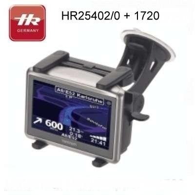 """Richter Autohalterung f. Medion E3310 25402/0 Universal NAVI GRIPPER SET bestehend aus HR 25400/0 """" NAVI GRIPPER 1 """" """"ONE FOR ALL"""" +  HR 1720 """"Global Dual Support 2, Ger"""