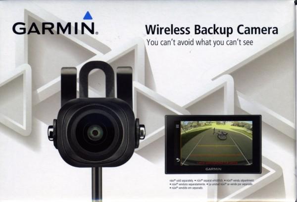 drahtlose Rückfahrkamera f. Garmin nüvi 57LMT