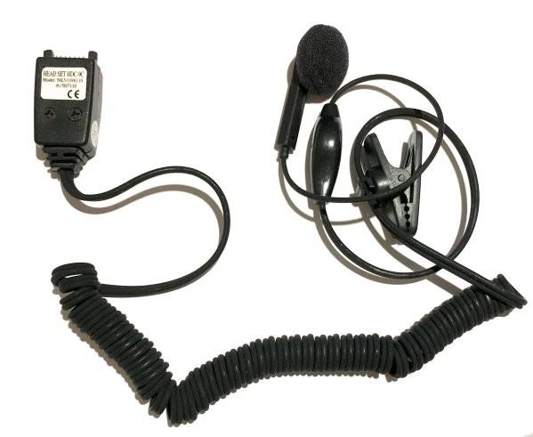 Headset f. Nokia 6310i