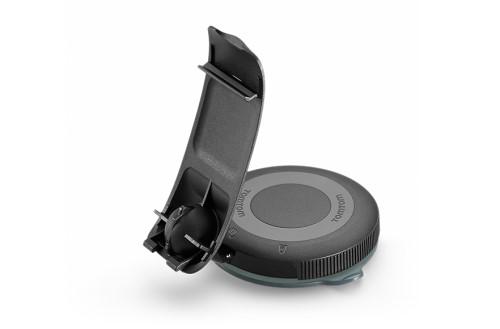 tomtom easy port autohalterung f tomtom start 52 navigations zubeh r. Black Bedroom Furniture Sets. Home Design Ideas