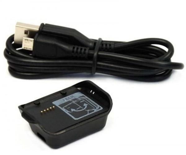 USB Ladestation  Adapter für Samsung Gear Fit Smartwatch R350