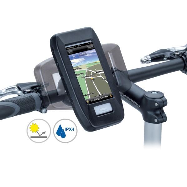 Fahrradhalterung Spritzschutzbox f. Samsung Galaxy Young GT-S6310N