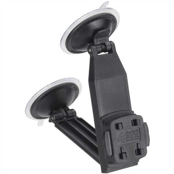 HR 550 102 20 Suction Mount 2 - Ø 70 mm - Befestigungssystem mit Doppel-Sauger